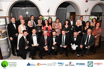 Dorset's Gala Dinner & Big Green Awards Honour Corporate Environmental and Social Value Excellence