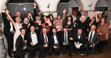 Dorset Gala Dinner and Big Green Awards 2019 Finalists Announced