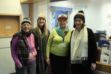 RBH appeals for cold weather clothing donations