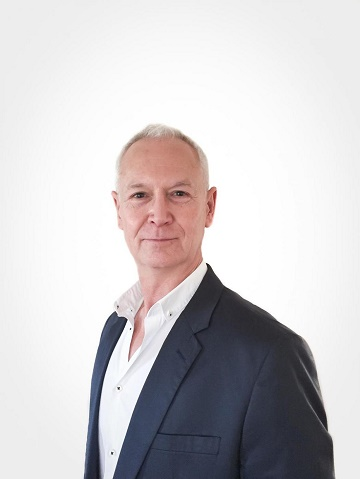 Transalis co-founder and joint managing director Paul Simpson.