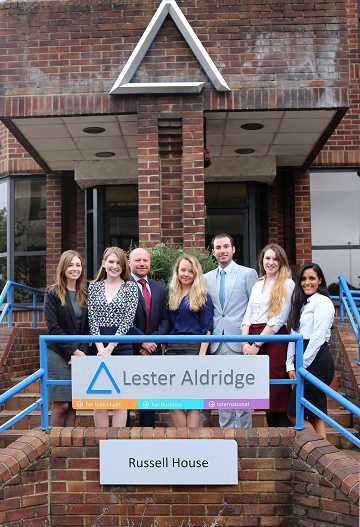 Lester Aldridge welcomes wave of new talent