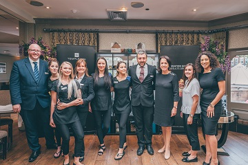 The Connaught Hotel & Bluewater Spa Team
