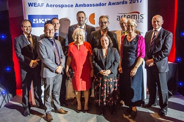 Countdown to South West Aerospace Oscars