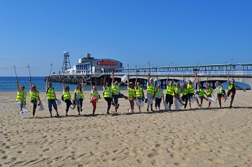 Bournemouth Beach hosts Easter Family Fun Day with a Conscience