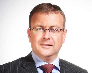 Andrew Edmonds, Managing Partner of  Smith & Williamson Southampton office