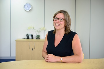 FAMILY LAW SPECIALIST: Laura Martin, Head of Family Law at award-winning law firm Blanchards Bailey LLP