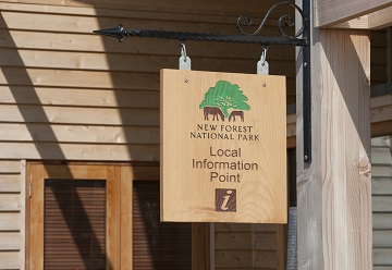 Could your Brockenhurst or Burley business become a Local Information Point?