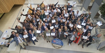 Taste of the West Awards 2018: West Country Food & Drink Champions announced.