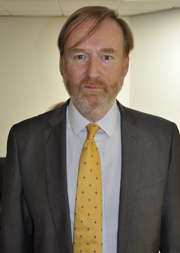 Ross McNally, Hampshire Chamber Executive Chairman