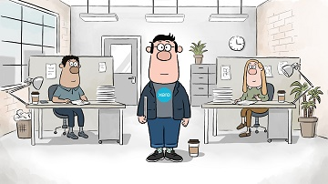 Cartoon 'dexter the digital tax advisor' launches to tackle lack of awareness of new legislation