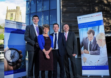 'All systems go' for PKF Francis Clark's expanding VAT Team