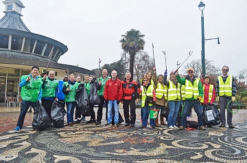 Call for volunteers as the Big Bournemouth Clean Up announces new date