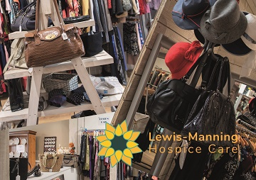 Drive Through Donation Stations launched for Lewis-Manning Hospice Care charity shops