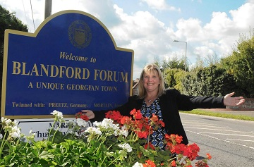 Property expert Caroline is back in Blandford