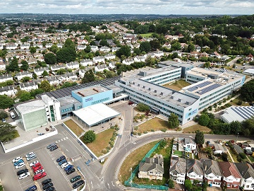 Bournemouth & Poole College provides free parking to NHS staff