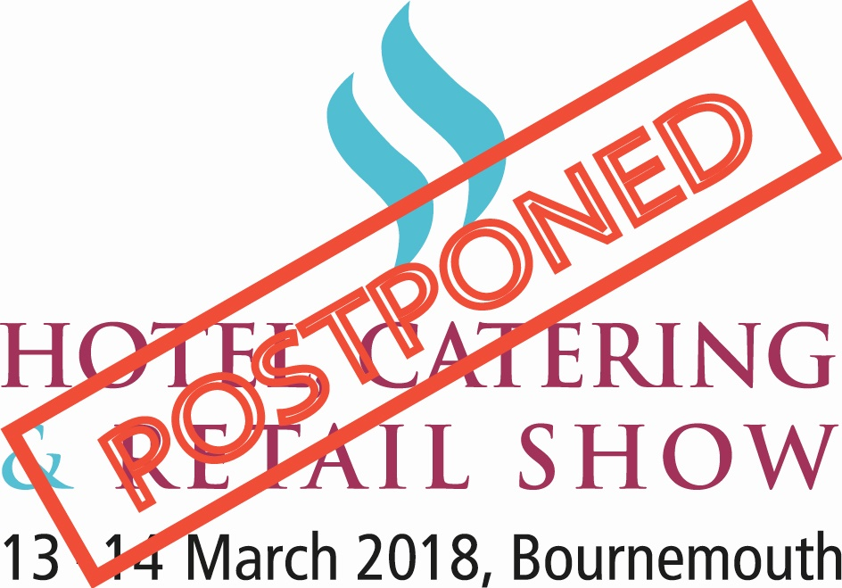 65-year-old Hotel Catering & Retail Show Postponed!